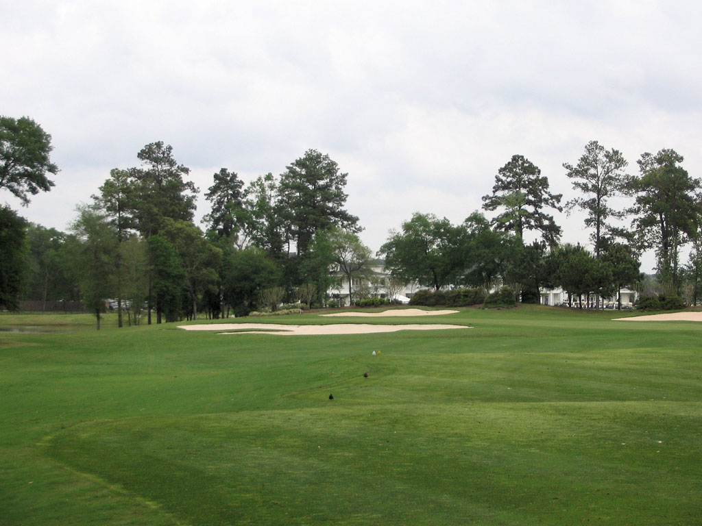 15th Hole at Augusta Pines (229 Yard Par 3)