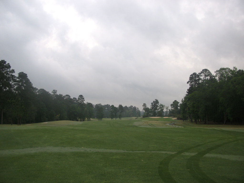 2nd Hole at Augusta Pines (485 Yard Par 5)