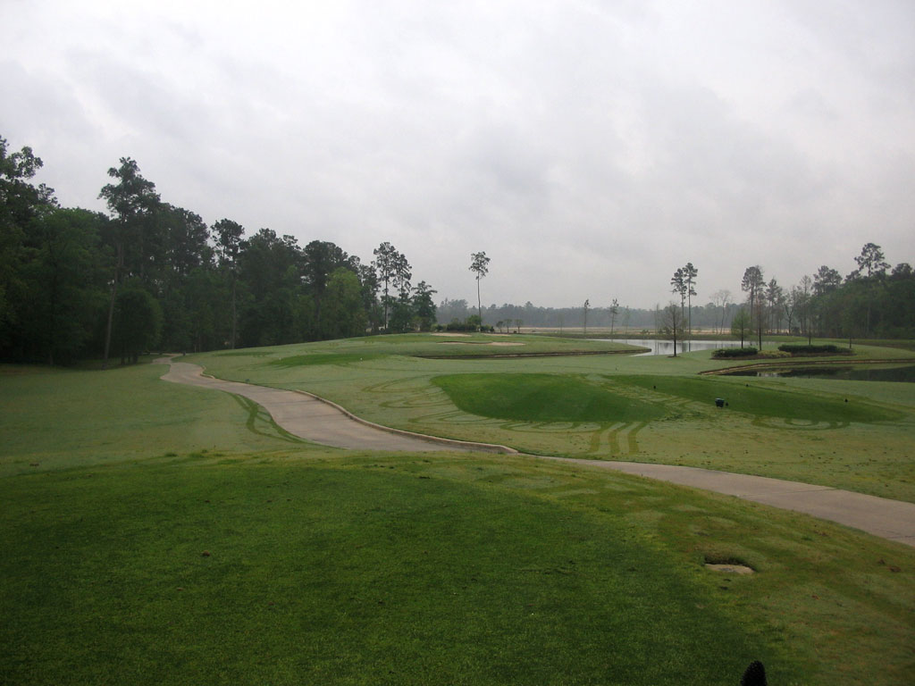 3rd Hole at Augusta Pines (187 Yard Par 3)