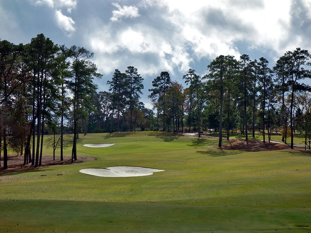 18th Hole at Bluejack National (459 Yard Par 4)