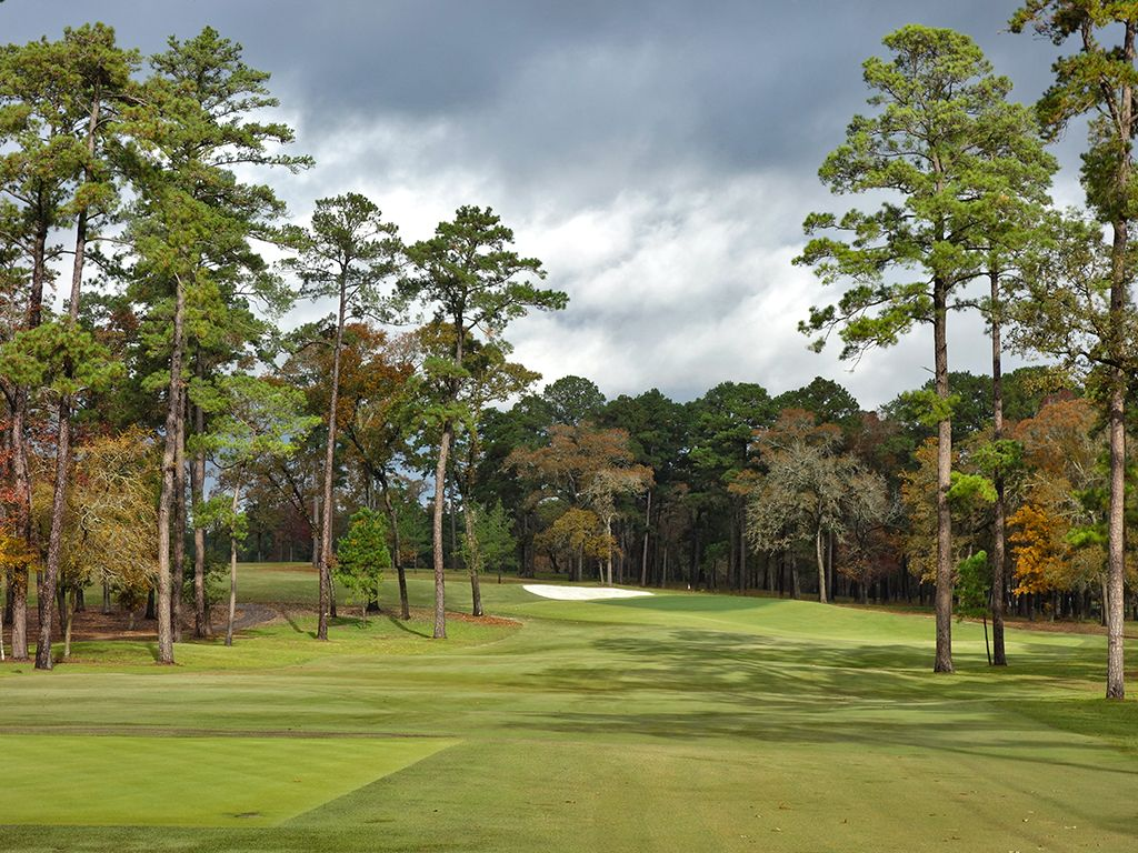 8th Hole at Bluejack National (318 Yard Par 4)