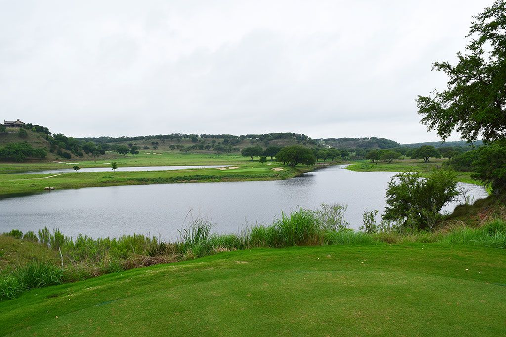 12th Hole at Boot Ranch (217 Yard Par 3)