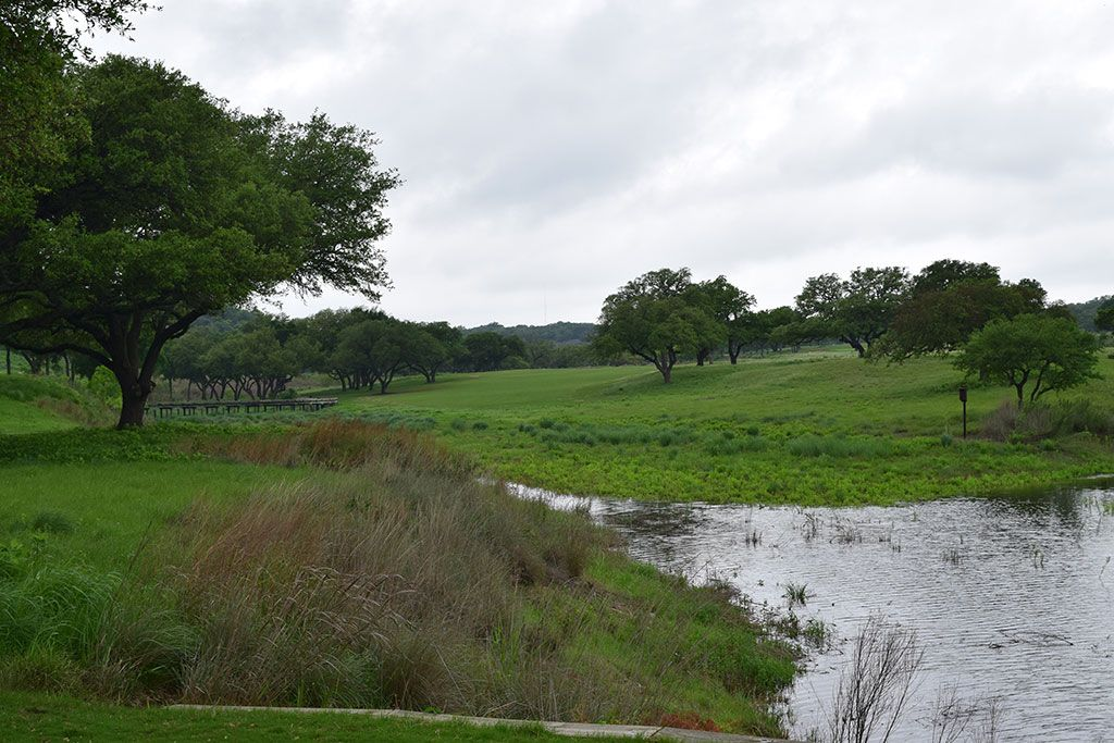 13th Hole at Boot Ranch (470 Yard Par 4)