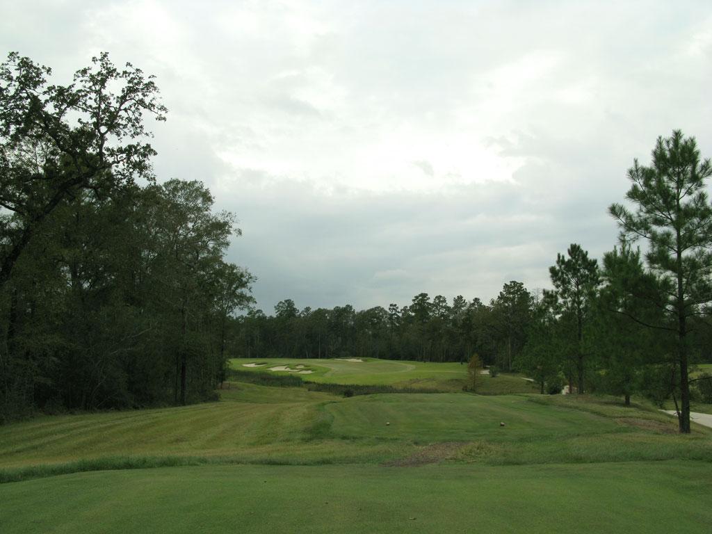 10th Hole at Carlton Woods (Fazio) (430 Yard Par 4)