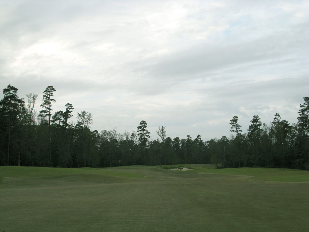 15th Hole at The Club at Carlton Woods (Fazio) (506 Yard Par 4)