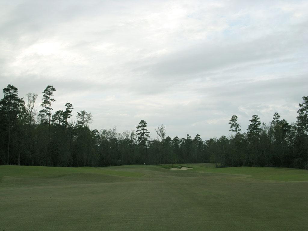 15th Hole at Carlton Woods (Fazio) (506 Yard Par 4)