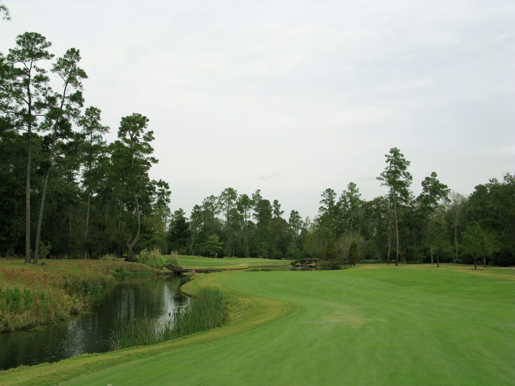 Carlton Woods (Nicklaus), The Club at