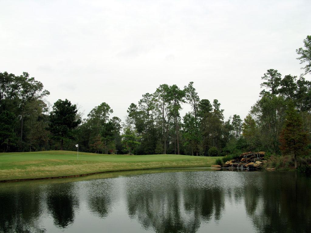 15th Hole at The Club at Carlton Woods (Nicklaus) (455 Yard Par 4)