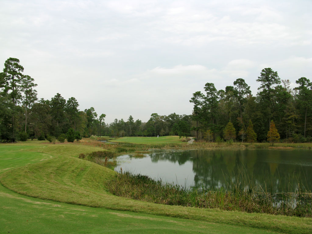 15th Hole at The Club at Carlton Woods (Nicklaus) (455 Yard Par 4)