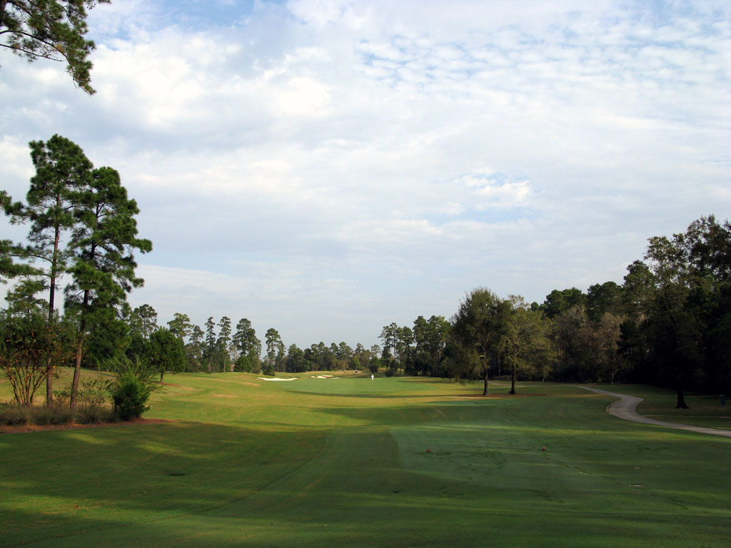 2nd Hole at Carlton Woods (Nicklaus) (468 Yard Par 4)