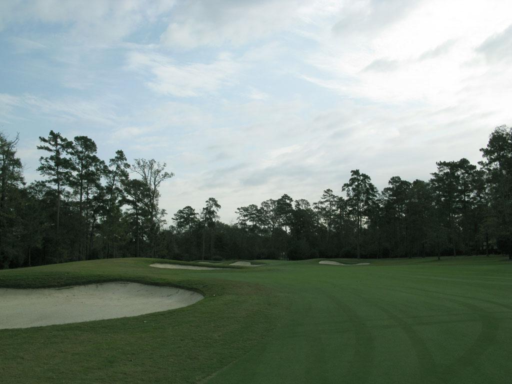 6th Hole at Carlton Woods (Nicklaus) (378 Yard Par 4)