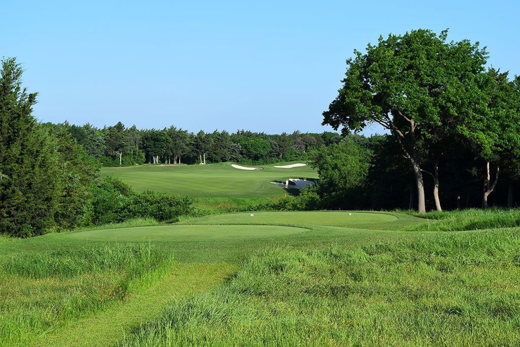 2nd Hole at Dallas National Golf Club (552 Yard Par 5)