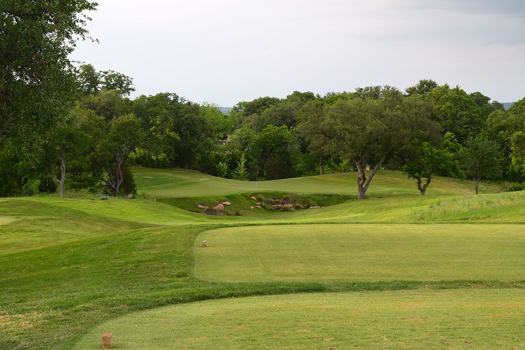 17th Hole at Escondido Golf and Lake Club (167 Yard Par 3)
