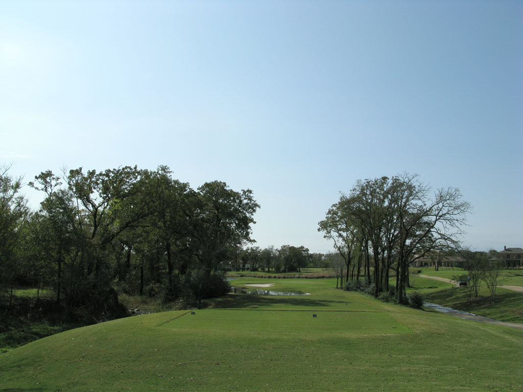 15th Hole at Miramont (193 Yard Par 3)