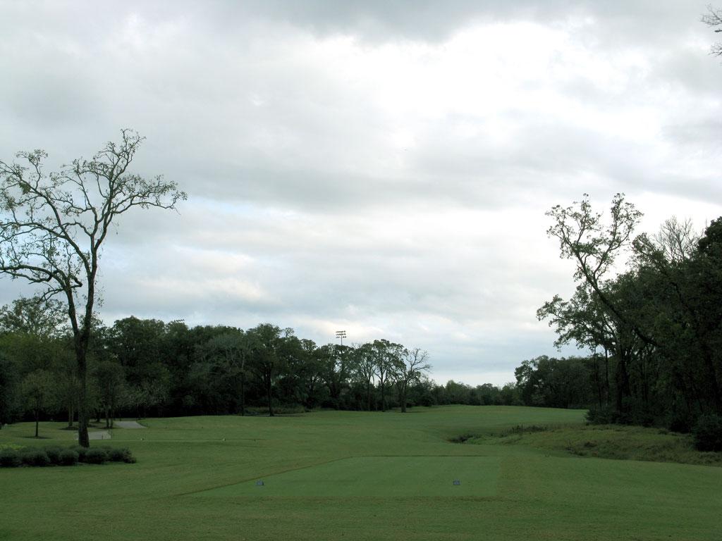 3rd Hole at Miramont (453 Yard Par 4)