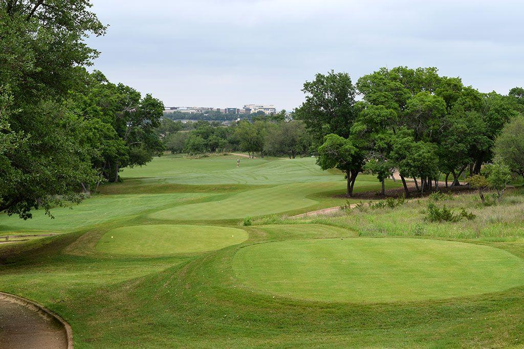 13th Hole at Spanish Oaks Golf Club (499 Yard Par 4)