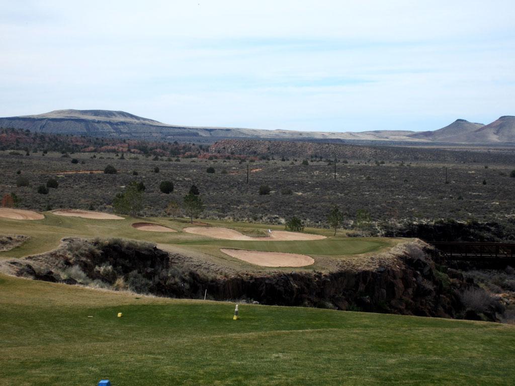 11th Hole at Kokopelli (208 Yard Par 3)