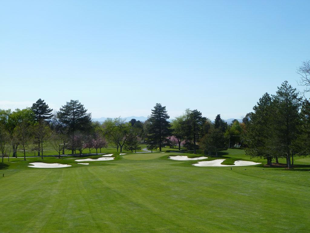 3rd Hole at The Country Club (Salt Lake) (511 Yard Par 5)