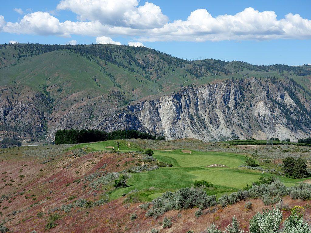 15th Hole at Desert Canyon (679 Yard Par 5)