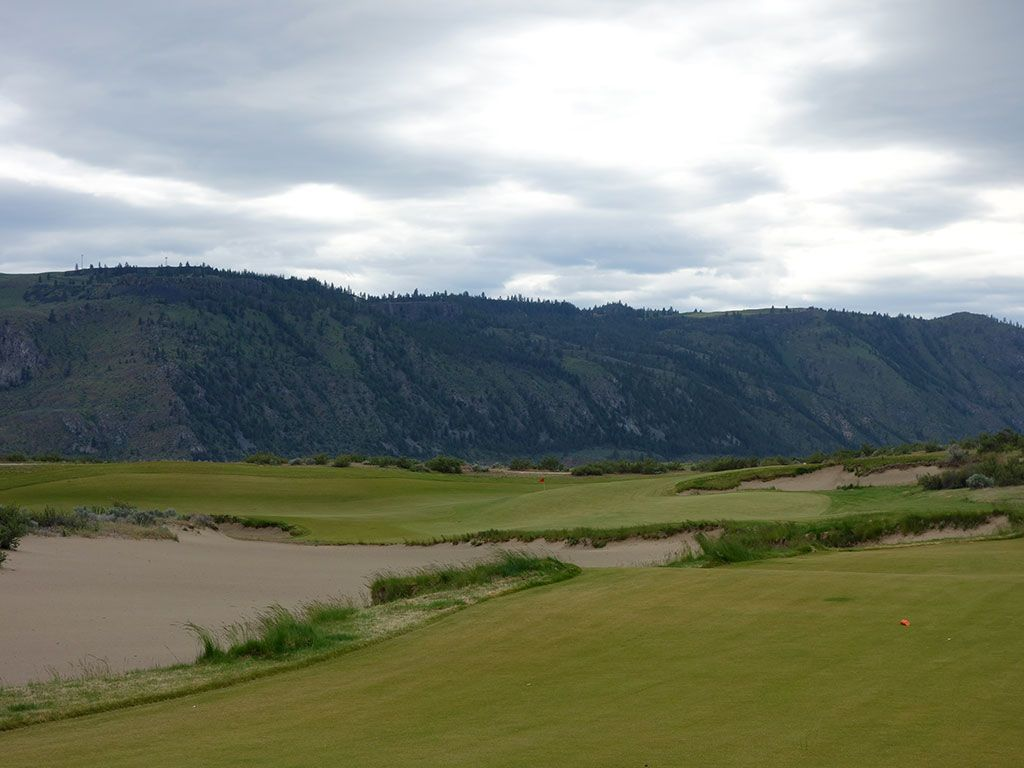 16th Hole at Gamble Sands (225 Yard Par 3)