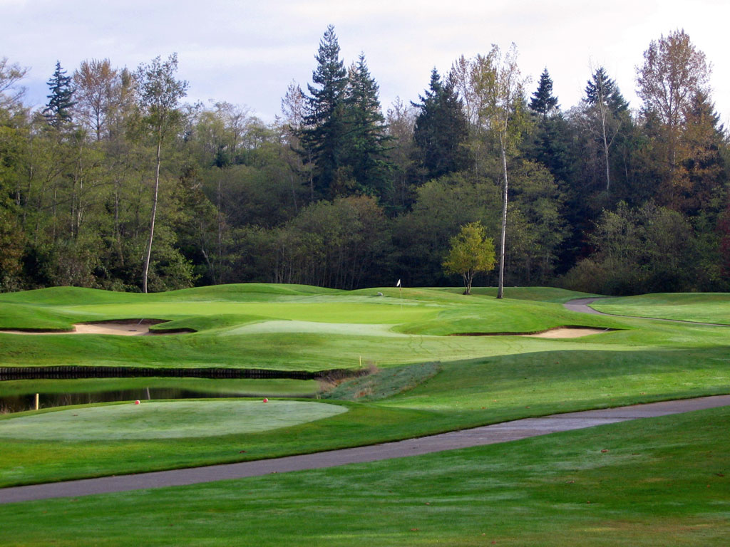 Loomis Trail Blaine Washington Golfcoursegurus