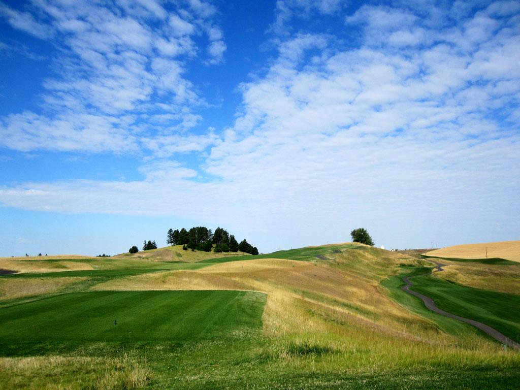 12th Hole at Palouse Ridge Golf Club