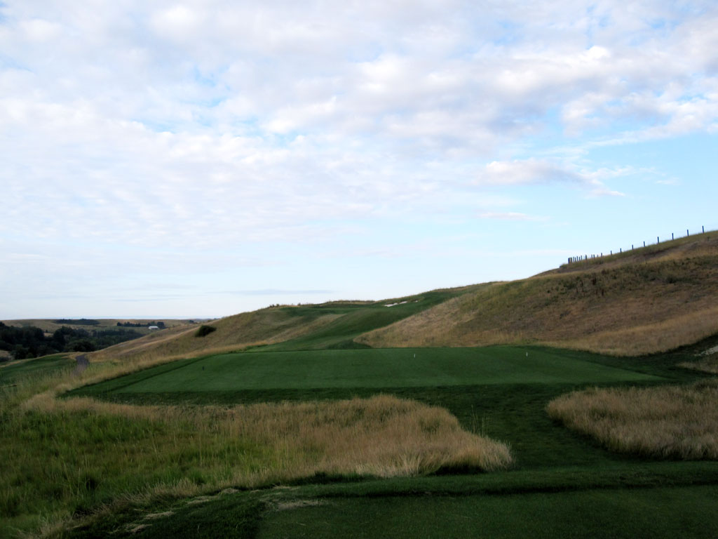 4th Hole at Palouse Ridge (190 Yard Par 3)