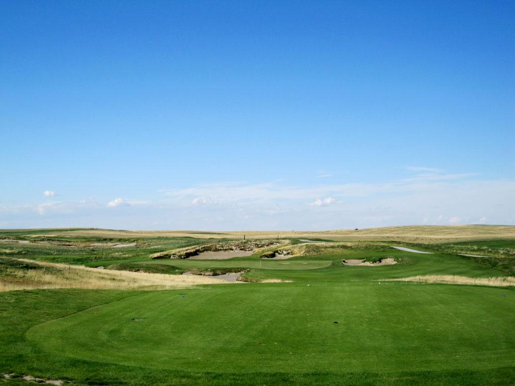 14th Hole at Wine Valley Golf Club (175 Yard Par 3)