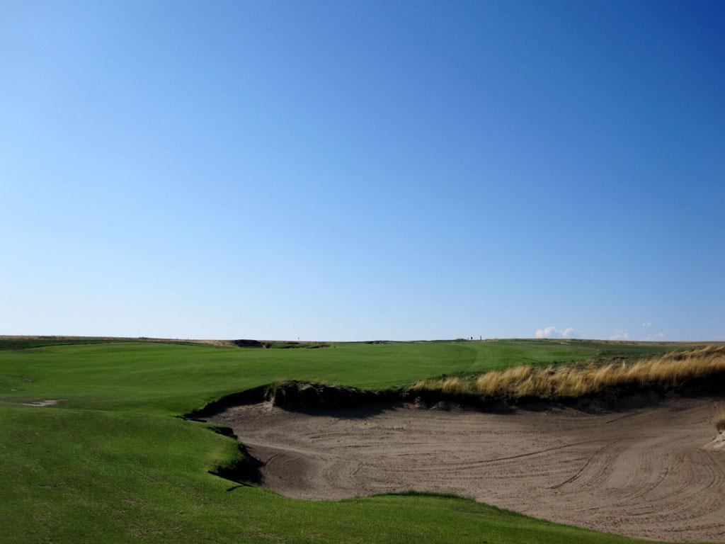 15th Hole at Wine Valley Golf Club (515 Yard Par 5)