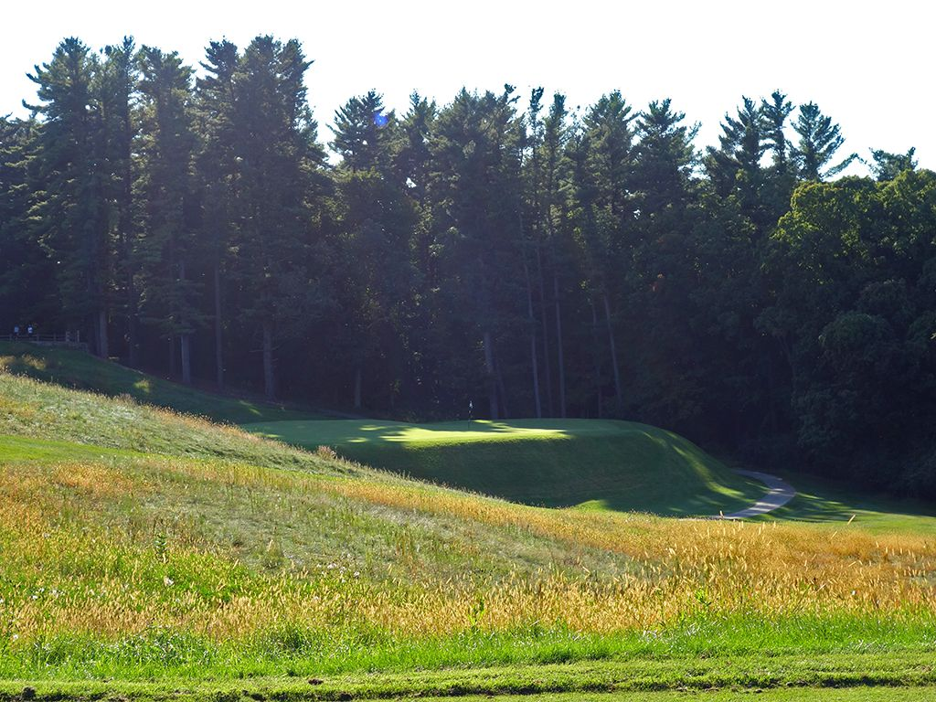 7th Hole at The Golf Courses of (Links) Lawsonia (161 Yard Par 3)