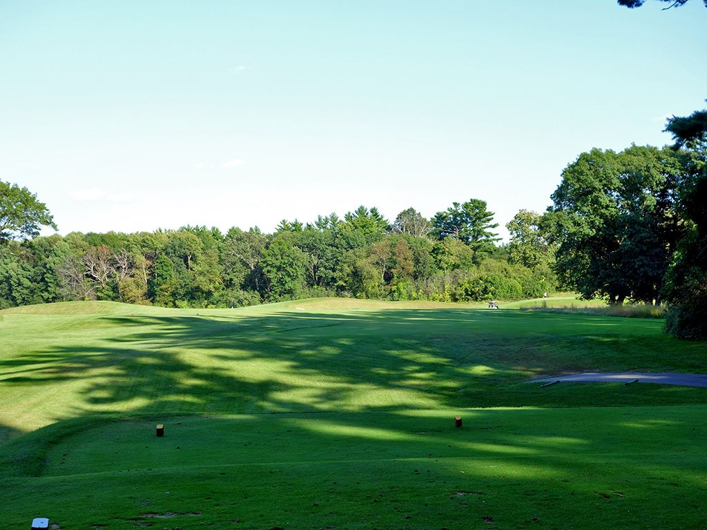 8th Hole at The Golf Courses of (Links) Lawsonia (339 Yard Par 4)