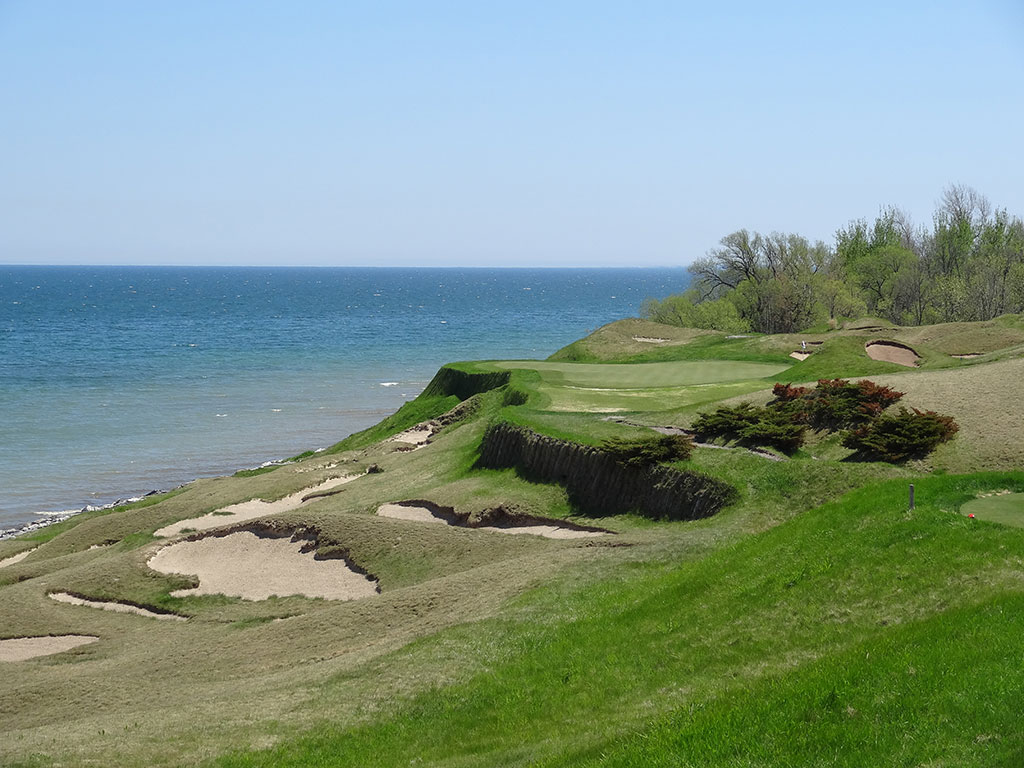 17th Hole at Whistling Straits (Straits)