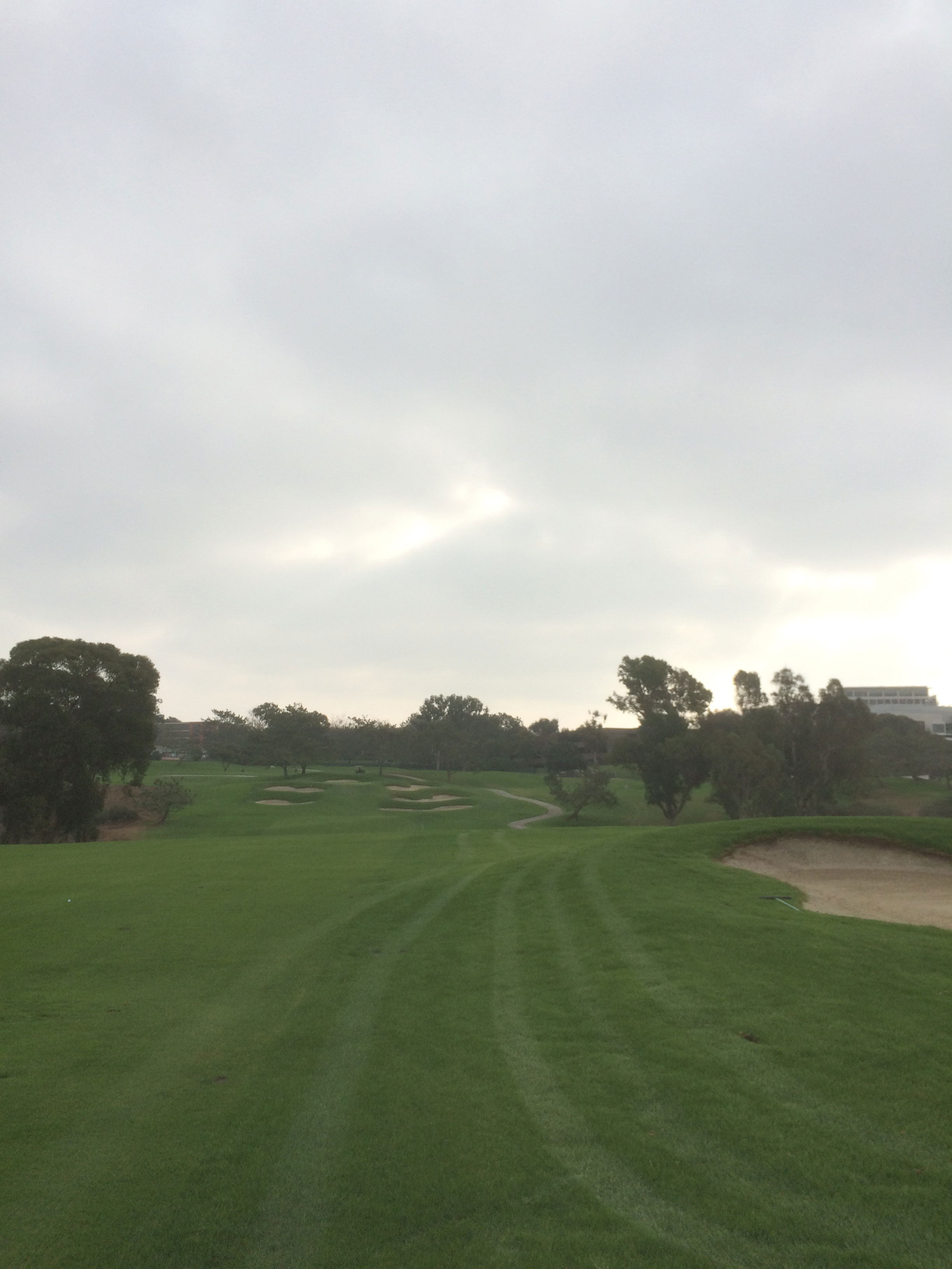 Torrey Pines (South) 13th hole