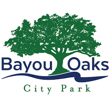 Bayou Oaks City Park (South) logo