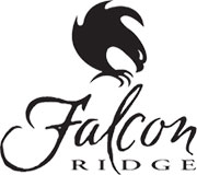 Falcon Ridge Golf Club logo