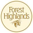 Forest Highlands Golf Club (Canyon) logo