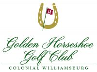 Golden Horseshoe Golf Club (Gold) logo