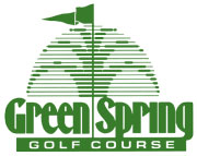 Green Spring Golf Course logo