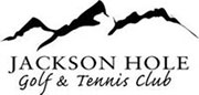Jackson Hole Golf and Tennis logo
