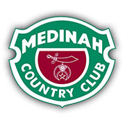 Medinah Country Club (No. 3) logo