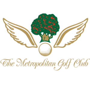 Metropolitan Golf Club logo
