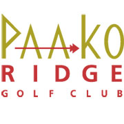 Paa-Ko Ridge Golf Club logo