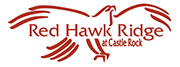 Red Hawk Ridge Golf Course logo
