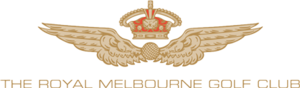 Royal Melbourne Golf Club (East) logo