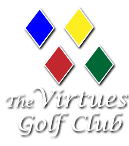 The Virtues Golf Club logo